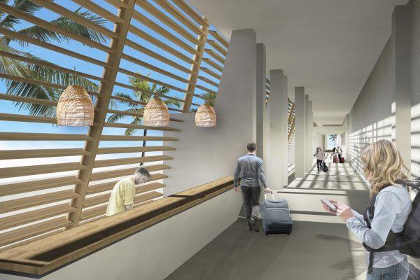 Mykonos Airport Upgrade 1