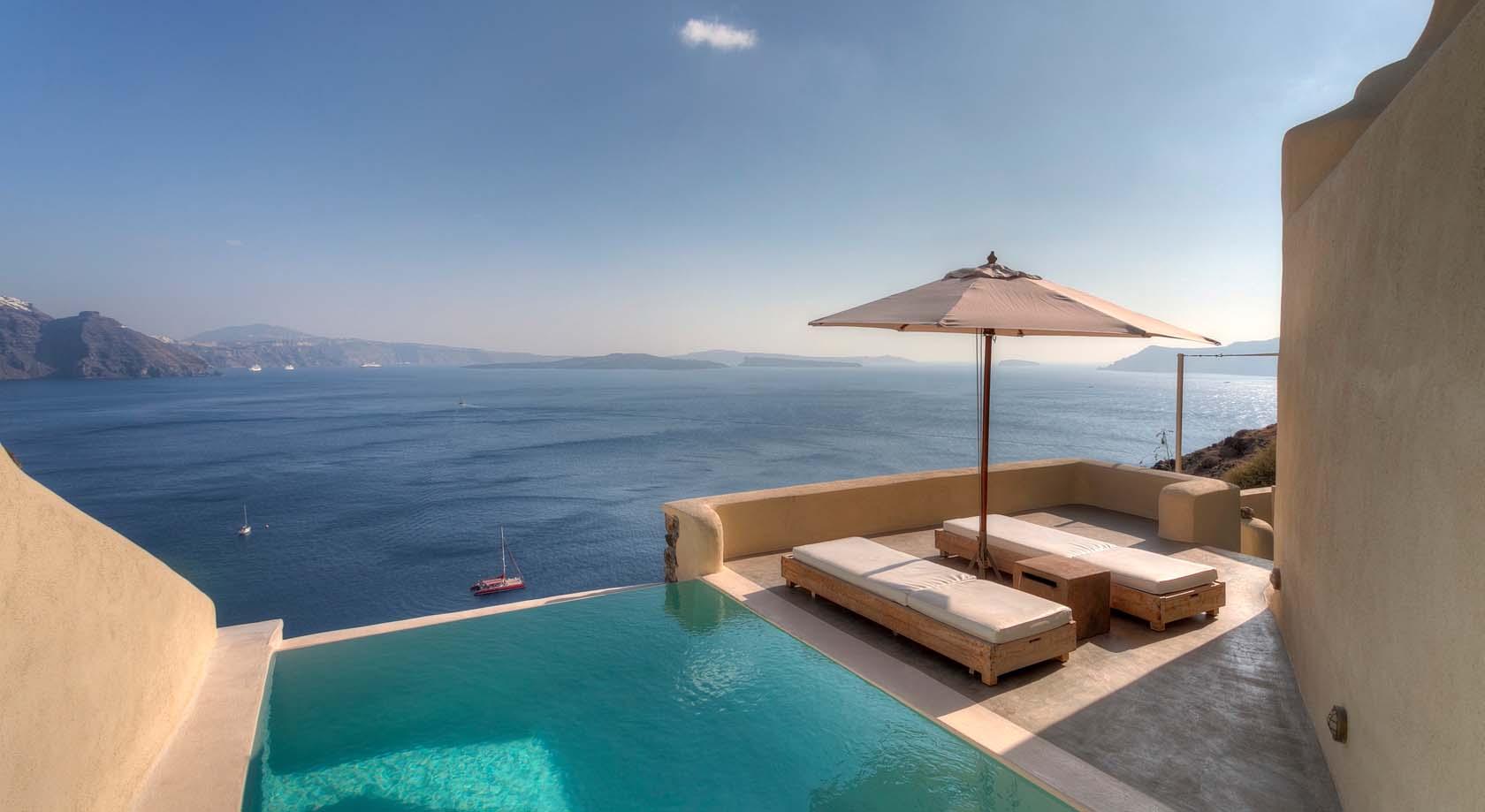 Luxury Hotels Santorini Rouydadnews Info