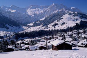 Adelboden_Dorf_Winter