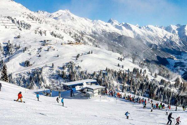 St Anton am Arlberg Ski Resort2