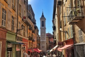 Vieille Ville (Old Town Nice)